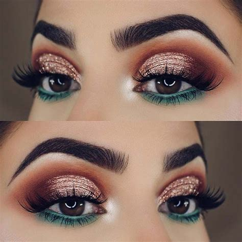 Smokey Gorgeous Skin Get The Glamourous Tools Of The Trade At Mac Fashiontribes by 23 Glam Makeup Ideas For 2017 Green