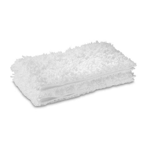pulitore a vapore per pavimenti k 228 rcher set panni per pavimenti comfort plus pulitore a