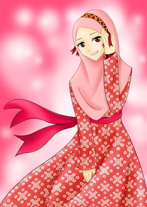 wallpaper girl muslimah 50 best hijab anime images on pinterest hijab cartoon