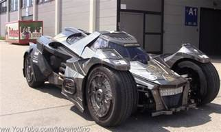 Lamborghini Batmobile This Custom Lamborghini Batmobile Was Made Just For The