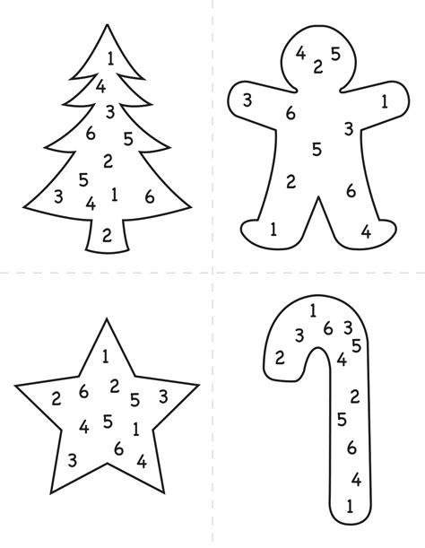 printable dice christmas game the blue basket christmas dice game