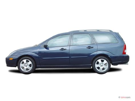 2003 ford focus wagon image 2003 ford focus 4 door wagon ztw side exterior view