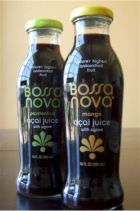 Bossa Acai Fruit Juice by A Berry Recommendation From Dr Perricone Go Dairy Free