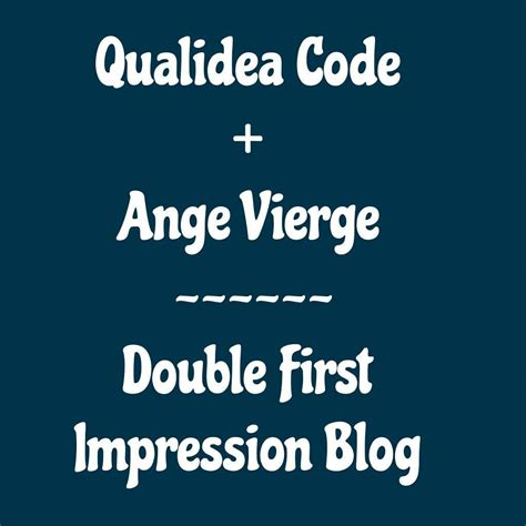 sawtooth first impression page 4 qualidea code ange vierge first impression anime amino