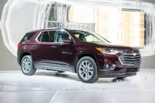 2018 chevy traverse info pics specs wiki gm authority