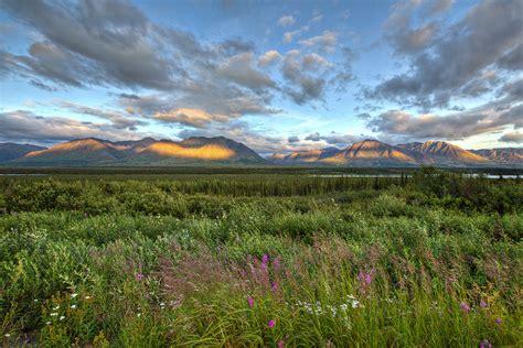 Landscape Photography Usa Photoburst Alaskan Range By Murphy Denali