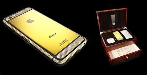 Casing Housing Iphone 6 Gold the luxury gold iphone 6 swarowski brilliance elite by goldgenie