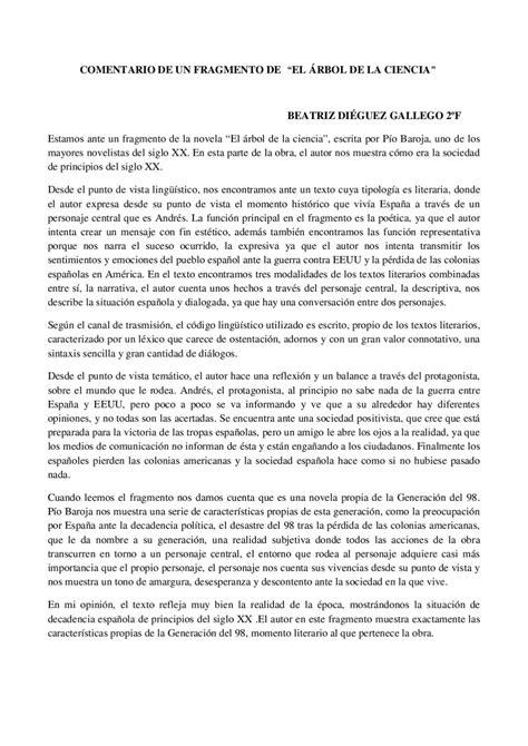 El árbol de la ciencia by Manuela Camacho - Issuu