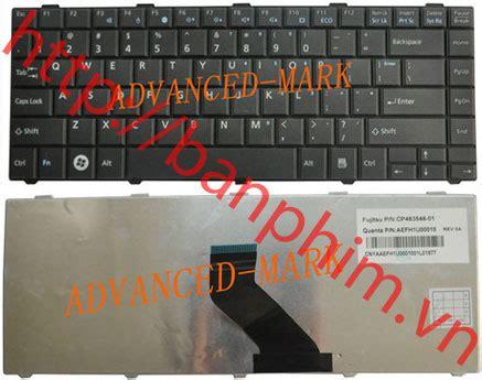 Keyboard Laptop Fujitsu Lh530 b 224 n ph 237 m laptop fujitsu lh530 lh530g keyboard