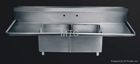 Commercial Stainless Steel Kitchen Sink Stainless Steel Commercial Kitchen Sinks Mtc China Manufacturer Sink Basin