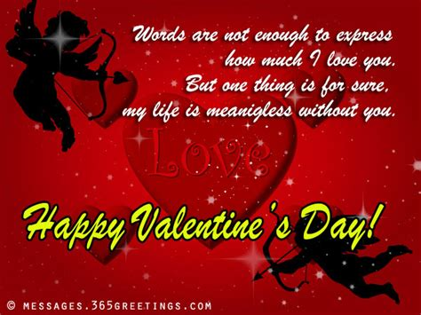 valentin day msg valentines day messages 1 365greetings
