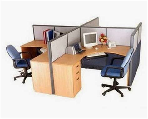 Meja Kerja Multiplek Lapis Hpl interior kantor minimalis lapis hpl