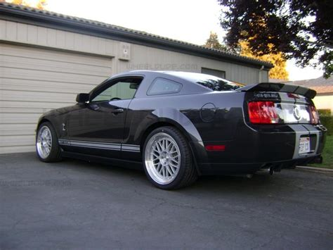 2007 mustang tire size image gallery 2007 mustang rims