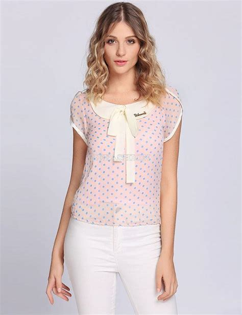 45647 Blouse Batwing Rosa 1 womens crew neck chiffon tops ol career batwing sleeve shirt casual blouse ebay