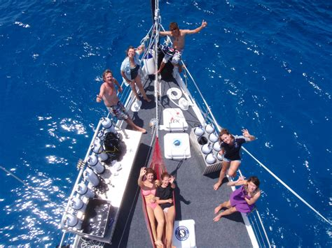 boat values australia cairns attractions cairns best value liveaboard 2d 1n
