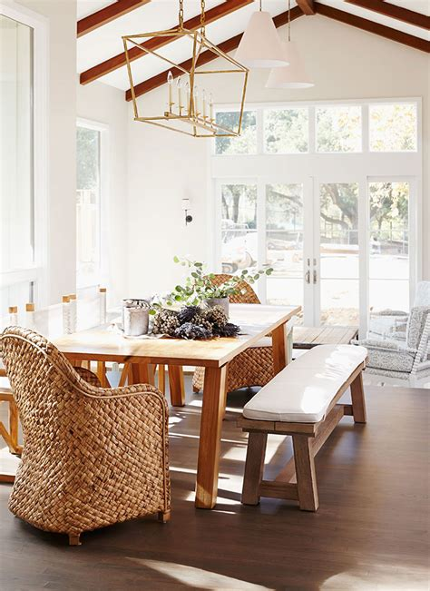Multi Use Dining Room by 2017 Home Decor Trends Sunset