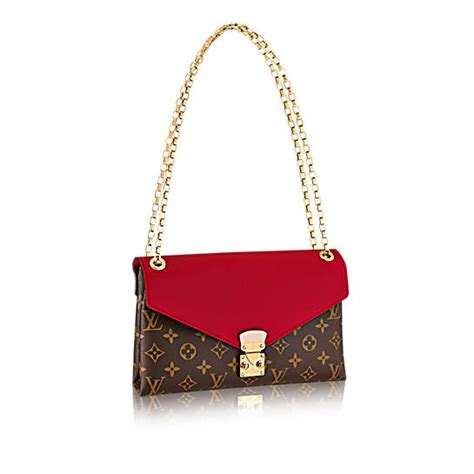 Lv Pallas louis vuitton pallas chain flap bag reference guide spotted fashion