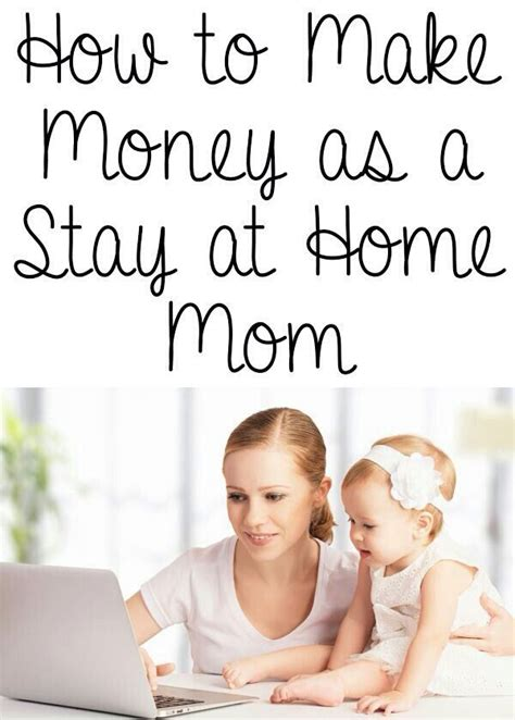 Home Based For Mothers Earn Money At Home With That 1000 Images About Stay At Home Mommie On To