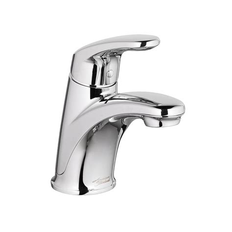 american standard colony pro single hole single handle bathroom faucet   pop  drain