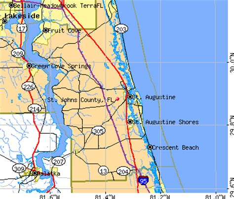 st johns county florida detailed profile houses real