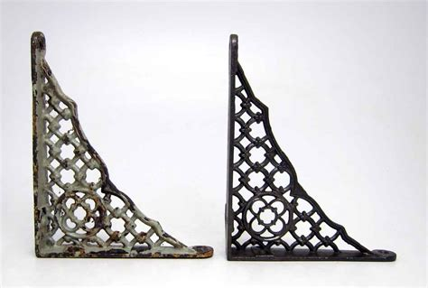 Small Decorative Shelf Brackets by Small Decorative Brackets Olde Things