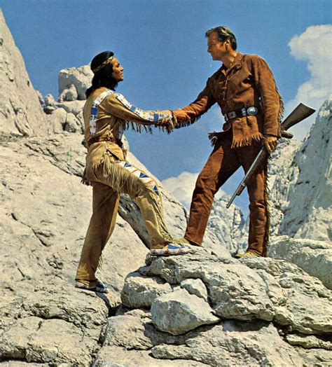 film cowboy und indianer winnetou iii german movie winnetou images pictures