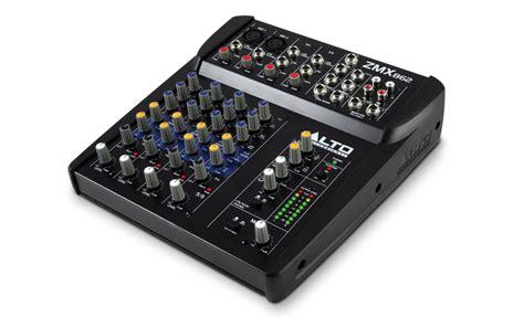 Mixer Audio 6 Channel alto professional zmx series gt zmx862
