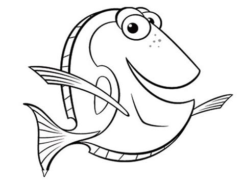 Coloring Pages Fish Nemo by Nemo Coloring Pages Coloring Pages