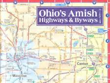Amish Country Ohio Map by Amish Country Maps
