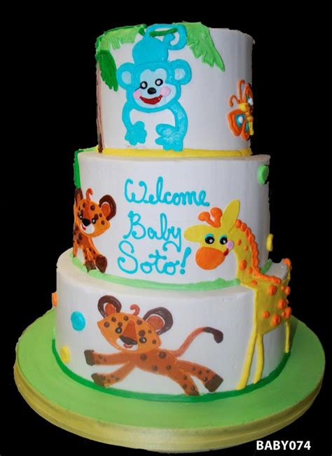 Baby Shower Cakes Houston Tx by Baby Shower Cakes Three Brothers Bakery Houston Tx