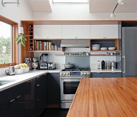 Interior Design Of Kitchens a minimalist kitchen to the studs and back fine
