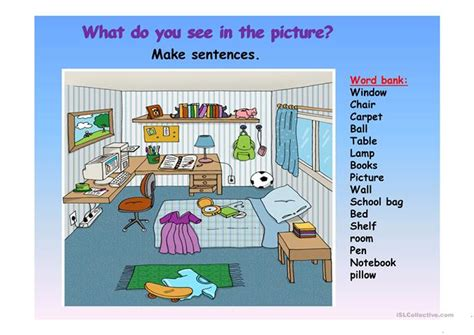 description of bedroom 13 free esl bedroom powerpoint presentations exercises