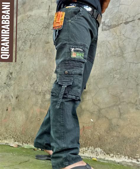 Celana Big 3 jual celana cargo panjang big size 28 s d 38 celana