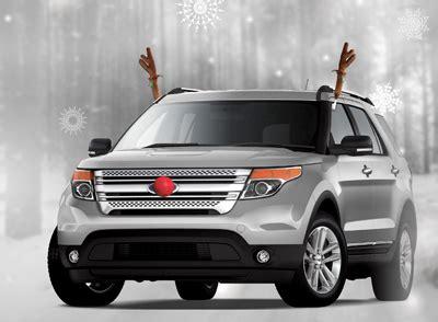 reindeer antler clip on car set ezlettering com