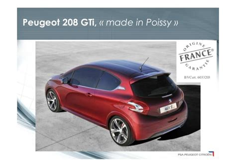 peugeot made the made in by psa peugeot citro 235 n