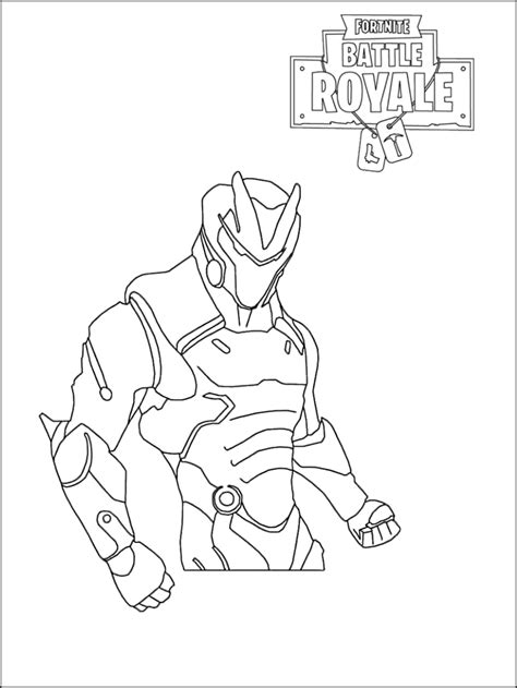 Coloring Page Fortnite by Best Fortnite Coloring Pages Printable Free Coloring