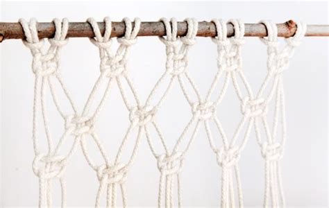 How To Make A Macrame Wall Hanging - how to macrame and create a wall hanging