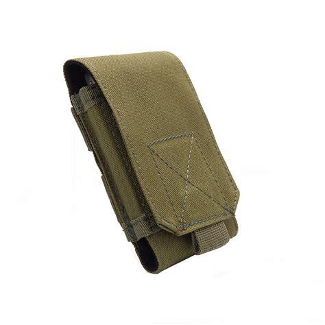 yudistra tas pinggang smartphone tactical holster keren tas pinggang smartphone tactical holster black