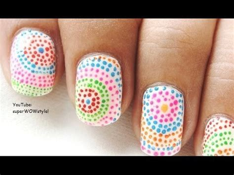 easy nail art using toothpick toothpick nail art designs easy nail designs for