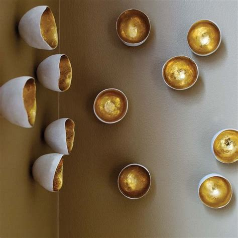 ideas  egg shells  spring gold seed