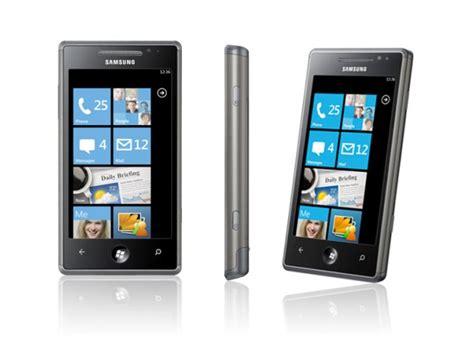 Samsung Omnia 7 samsung omnia 7 tastes mango on deutsche telekom s network