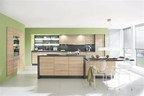 Contemporary Kitchen Designs 2014 Gr 252 Ne Wandfarbe F 252 R Die K 252 Che Roomido