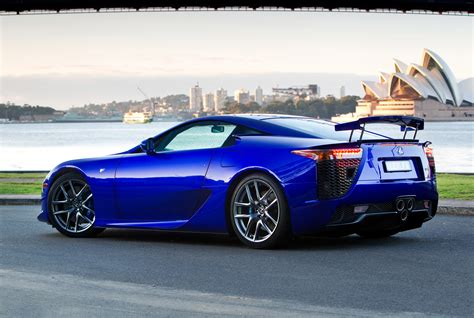 lexus lfa blue lexus lfa interesting news with the best lexus lfa