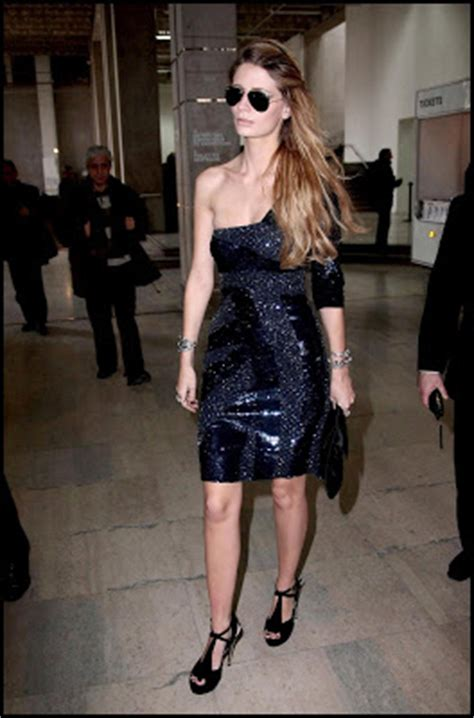 Mischa Barton Skirt See Through Top And Still Nothing by Mischa Barton With See Through Sheer