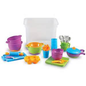 New sprouts classroom kitchen set learning resources toys quot r quot us