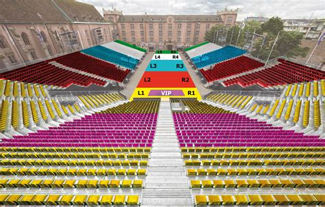 tattoo edinburgh seating plan english