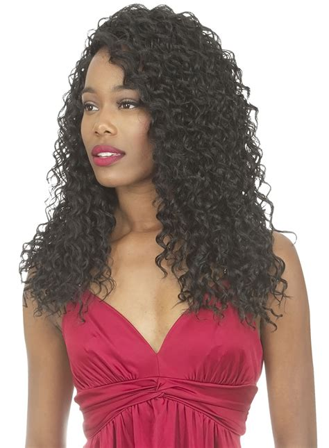 pictures of the curvey line part in womens mowhawk hairstyles new born free magic lace curved part mlc190