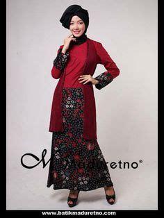 Dress Batik Modern C 156 baju batik pekalongan model terbaru dan modern blus