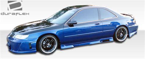 1999 acura cl front bumper 1997 1999 acura cl duraflex spyder 2 front bumper cover
