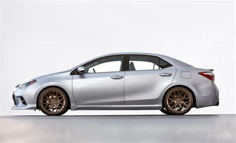toyota camry trd toyota corolla trd and camry trd concepts unleashed at